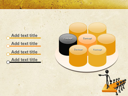 Specify Direction Of Movement PowerPoint Template Slide 12