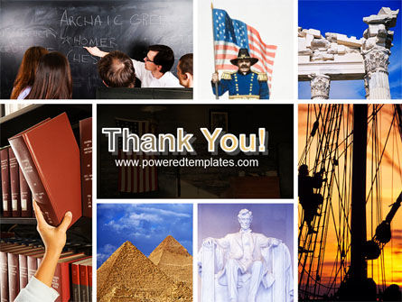 World History PowerPoint Template Slide 20
