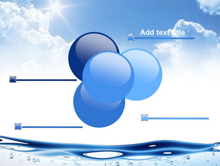 Water Wave PowerPoint Template Slide 10