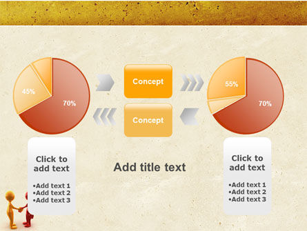 Greeting PowerPoint Template Slide 16