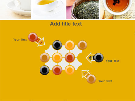 Tea Collage PowerPoint Template Slide 10