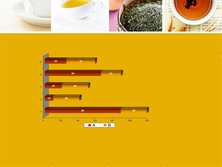 Tea Collage PowerPoint Template Slide 11
