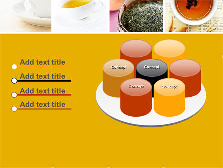Tea Collage PowerPoint Template Slide 12