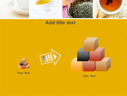 Tea Collage PowerPoint Template Slide 13