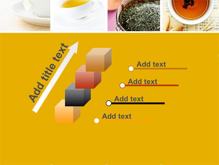 Tea Collage PowerPoint Template Slide 14