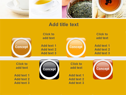 Tea Collage PowerPoint Template Slide 18