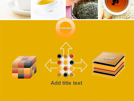 Tea Collage PowerPoint Template Slide 19