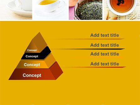 Tea Collage PowerPoint Template Slide 4