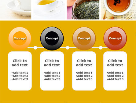 Tea Collage PowerPoint Template Slide 5