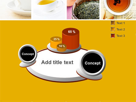 Tea Collage PowerPoint Template Slide 6