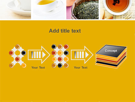 Tea Collage PowerPoint Template Slide 9
