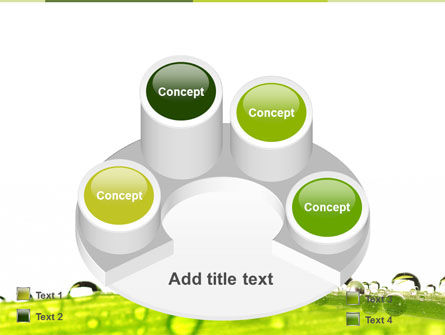Dew PowerPoint Template Slide 12
