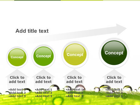 Dew PowerPoint Template Slide 13