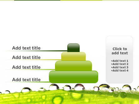 Dew PowerPoint Template Slide 8