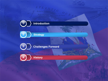 Haiti PowerPoint Template Slide 3