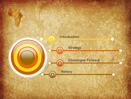 Africa Powerpoint Template Backgrounds    PoweredtemplateCom