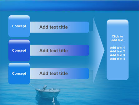 Motor Boats PowerPoint Template Slide 12