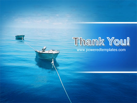 Motor Boats PowerPoint Template Slide 20