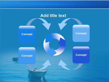 Motor Boats PowerPoint Template Slide 6