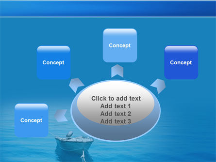 Motor Boats PowerPoint Template Slide 7