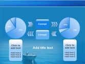 Motor Boats PowerPoint Template#11