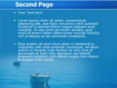 Motor Boats PowerPoint Template#2