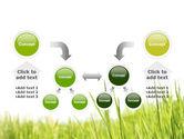 Green Grass Under Blue Sky PowerPoint Template#19