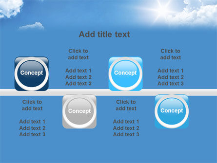 Ionic Columns PowerPoint Template Slide 19