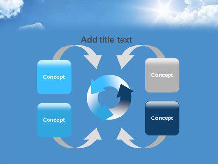 Ionic Columns PowerPoint Template Slide 6