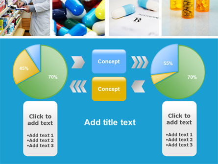 Pharmacy Collage PowerPoint Template Slide 11