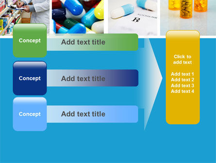 Pharmacy Collage PowerPoint Template Slide 12