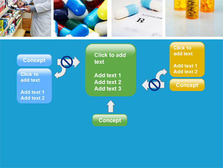 Pharmacy Collage PowerPoint Template Slide 13