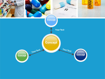 Pharmacy Collage PowerPoint Template Slide 14