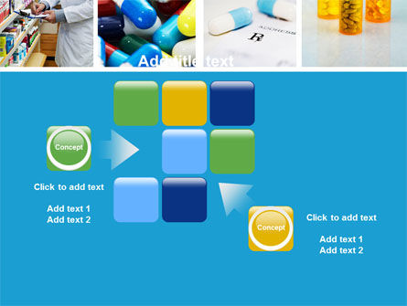 Pharmacy Collage PowerPoint Template Slide 16
