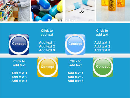 Pharmacy Collage PowerPoint Template Slide 19