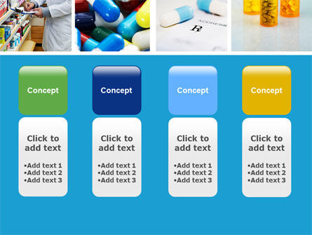 Pharmacy Collage PowerPoint Template Slide 5