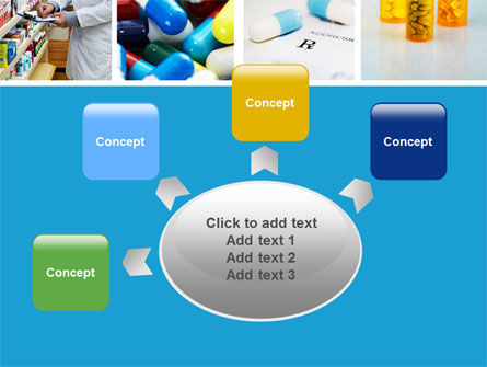 Pharmacy Collage PowerPoint Template Slide 7