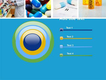 Pharmacy Collage PowerPoint Template Slide 9