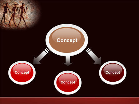 Rock Art PowerPoint Template Slide 4