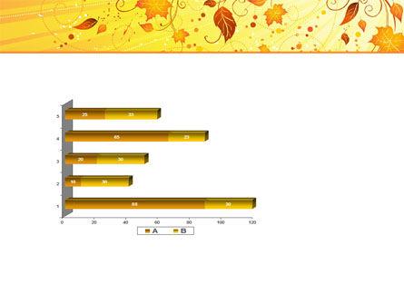 Sunny Autumn PowerPoint Template Slide 11