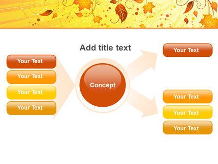 Sunny Autumn PowerPoint Template Slide 15