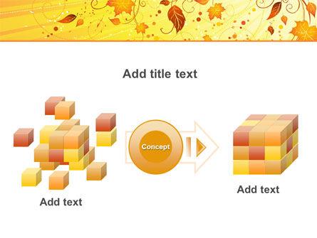 Sunny Autumn PowerPoint Template Slide 17