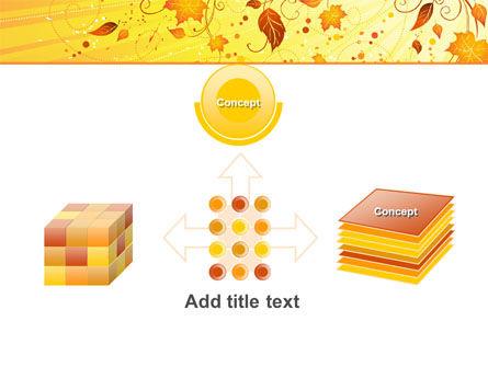 Sunny Autumn PowerPoint Template Slide 19