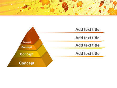 Sunny Autumn PowerPoint Template Slide 4