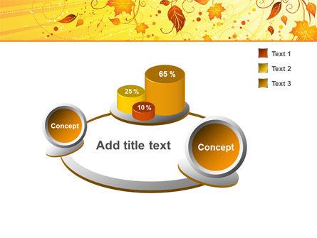 Sunny Autumn PowerPoint Template Slide 6
