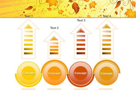 Sunny Autumn PowerPoint Template Slide 7