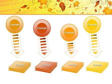 Sunny Autumn PowerPoint Template Slide 8