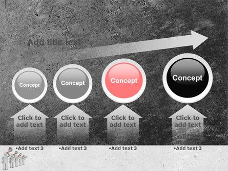 Megaphone PowerPoint Template Slide 13