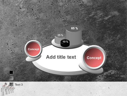 Megaphone PowerPoint Template Slide 16