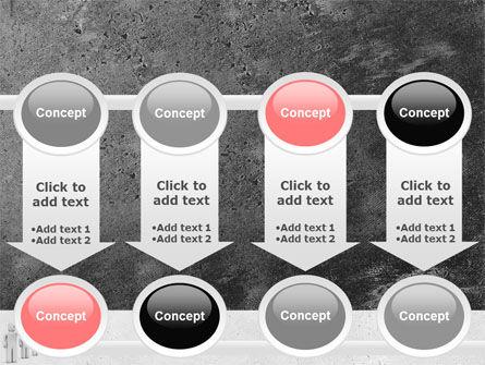 Megaphone PowerPoint Template Slide 18